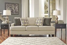 queen sofa sleeper with memory foam mattress and track arms by