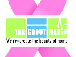The Grout Medic The Grout Medic Raises Money For Breast Cancer Research Wheaton