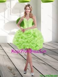 spring green prom dresses graduation cocktail homecoming 2018
