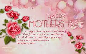 happy mothers day cute wishes mothers day thank you mom messages