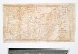 Mohican State Park Map by Treaty Of Greenville Wikipedia