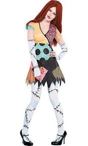 sally costumes nightmare before city