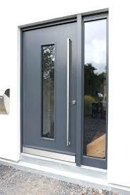 front doors contemporary aluminium front doors uk front door