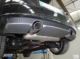 jeep stock exhaust performance sport exhaust for tt type 8s 3rd generation audi tt