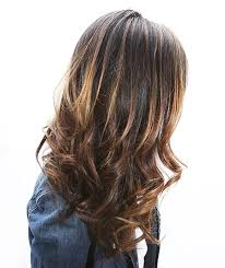 foil highlights for brown hair foilyage the new method to get sun kissed highlights instyle com