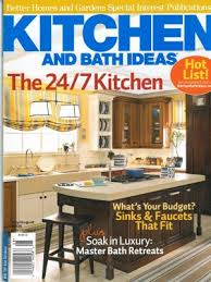 kitchen and bath ideas magazine press and praise mosaik design