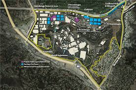 Map Universal Studios Hollywood Universal To Build New Soundstage Complex Expand Theme Park In 5