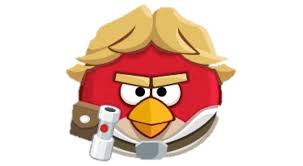 image red skywalker png angry birds wiki fandom powered wikia