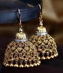 jhumkas earrings gold earrings women online store in india collectionwomen