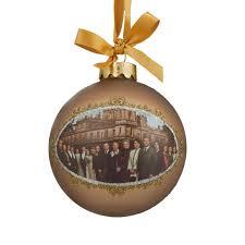 downton abbey 90mm season 4 glass ball ornament shop pbs org