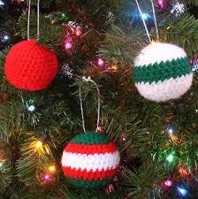 ornament balls free crochet pattern inner child crochet
