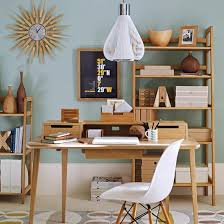 inspired home interiors 1950s inspired home office inspired by post war simplicity and the