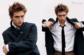 Twilight Vanity Fair Movie Maven Robert Pattinson On The Cover Of Vanity Fair