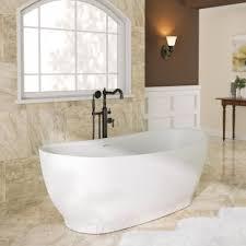 Soaker Bathtubs Perlato Plvrn6531 Vittoria Lapistone Soaker Tub Qualitybath Com