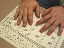National Association Of Blind Students Overview Of Tactile Graphics For Students Who Are Blind Or
