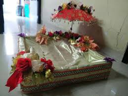 wedding trays wedding trays wedding trousseau packing aana beautification