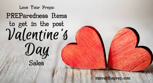valentine s preparedness items to get in post valentine s day sales mom with a