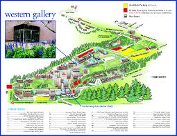 San Francisco State University Map by Home Western Gallery