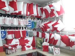 St Thomas Flag Canada Flag Pillows U0026 Totes Seaflair Ca