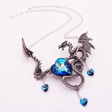 dragon necklace pendant images December dragon necklace shopp bay jpg