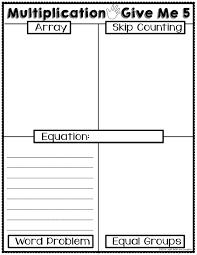 multiplication arrays worksheets area model decimal