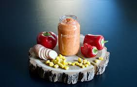 cuisiner pour bebe recette rapide pour bébé purée de maïs poivron pomme de terre