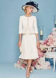 invitã e mariage mère de la mariée robes avec veste en mousseline de soie invité de