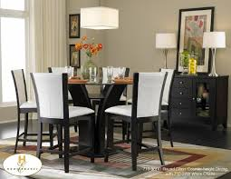 Dining Room Furniture Contemporary Round Small Dining Room Furniture Sets With White