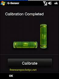 battery calibration apk g sensor calibration tool v1 00 freeware for windows mobile phone