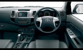 toyota 2016 usada car picker toyota hilux interior images