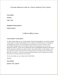 character reference letter for parents writeletter2 com