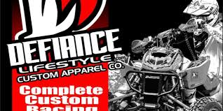 atv motocross defiance lifestyle returns as 2017 atv motocross series sponsor