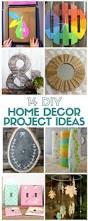 Easy Diy Home Decor 14 Diy Home Decor Project Ideas The Crafty Blog Stalker