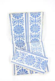 Decorative Tile Borders Vintage Decorative Ceramic Border Tile Set Wall Tiles Trim Tiles