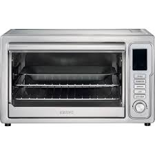 krups deluxe convection toaster oven stainless steel ok710d51