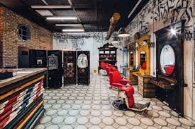 Latest Barber Shop Interior Design