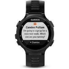 black friday garmin forerunner garmin forerunner 735xt smartwatch run bundle black 010 01614 12