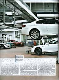 bmw dealership inside scans car magazine inside bmw m and new m3