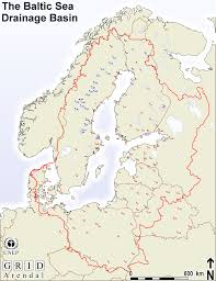 Baltic Sea Map Preliminary Nuclear Baltic Map Nuclear Heritage