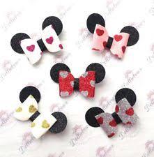minnie mouse hair bow minnie mouse hair bow for ebay