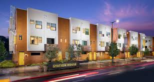 High Efficiency Homes by Station House West Oakland