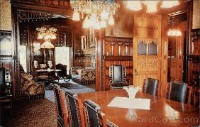 Dining Room Picture Of Asa Packer Mansion Jim Thorpe TripAdvisor - Mansion dining room