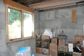 How To Frame Out A Basement Window Evaluate Basement Finishing Plan Basement Finishing Guide