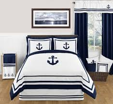 Anchor Bedding Set Anchors Away Nautical 3pc Bedding Set Only 119 99