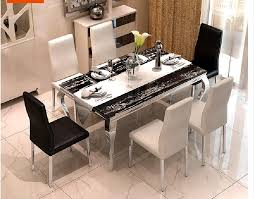 Classic Luxury Marble Dining Table Szdt Buy Marble Dining - Marble dining room furniture