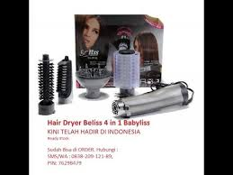 Catok Curly Yang Bagus hair dryer beliss 4 in 1 babyliss