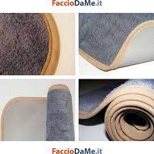 tappeti asciugapassi zerbino tappeto aladino originale in micro fibra antiscivolo 43x60