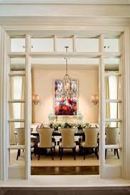 Interior French Doors With Transom - interior door designs glass french doors foyers and living spaces