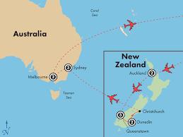 auckland australia map 15 day new zealand australia visit auckland dunedin