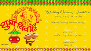 indian wedding cards online free wedding invitation card name free marathi wedding